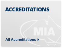 Accreditations