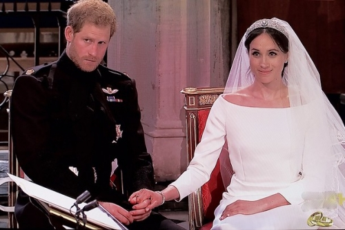 Prince Harry & Meghan's Wedding