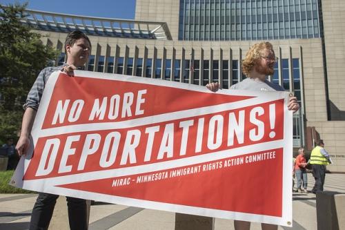 No more deportations