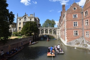Cambridge Summer, Cambridge University 2015