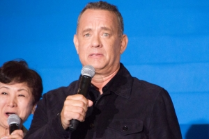 Sully Japan Premiere Red Carpet: Tom Hanks - had coronavirus