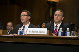 Matt Albence - U.S. Customs and Border Protection Provide Testimony at MS13 Hearing 21 June 2017