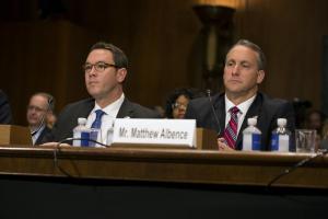 Matt Albence - U.S. Customs and Border Protection Provide Testimony at MS13 Hearing 21 June 2017