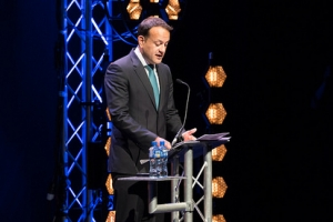 Leo Varadkar half Indian Irish Prime Minister