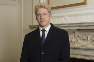 Jo Johnson 9 January 2018
