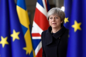 Brexit drama continues with Theresa May