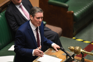 Sir Keir Starmer, Leader of Labour Party 22 April 2020