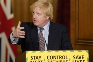 Boris Johnson Coronavirus Covid-19 Presser 3 June 2020