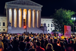 Vigil for Justice Ruth Bader Ginsburg, Washington, DC USA 19 September 2020