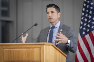 Acting Secretary Chad Wolf in Opening of the DHS Center for Countering Human Trafficking 20 October 2020