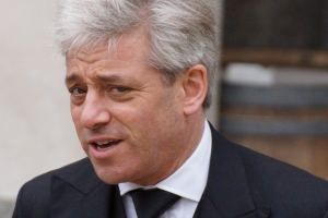 John Bercow Speaker of the House of Commons