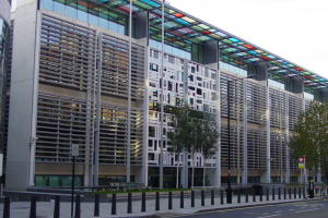 UK Home Office Marsham St.