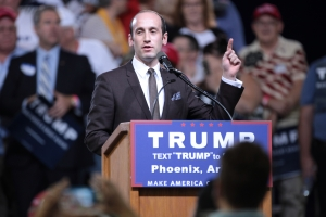 Stephen Miller, Senior Trump Policy Adviser