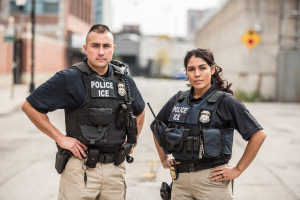 ICE Immigration and Customs Enforcement 10 August 2016