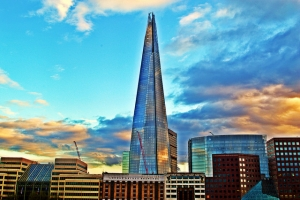 The Shard - Sunset, London, UK