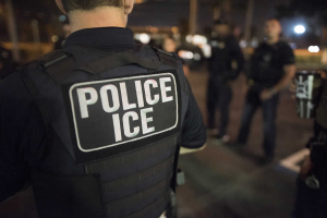 Immmigration and Customs Enforcement ICE