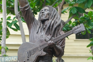 Bob Marley Museum - He was from Jamaica