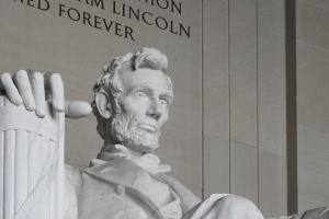 Lincoln Memorial, National Mall, Washington, DC, USA
