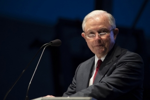 Jeff Sessions immigration hardliner recently sacked by Donald Trump as Attorney General