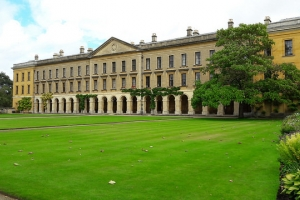 Magdalen College New Building, Oxford