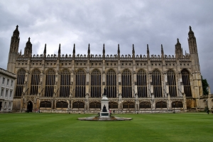 King College´s chapel (Cambridge)