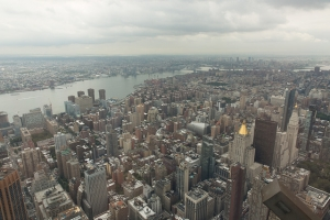 Empire State Building - 102nd Floor