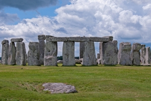 Stones - At Stonehenge, UK