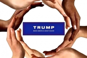 Donald Trump Unite Picture