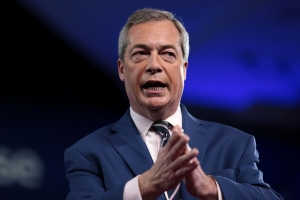 Nigel Farage, Former UKIP Leader United Kingdom Independence Party