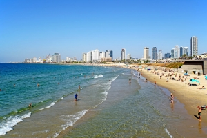 Long Walk, Tel Aviv, Israel