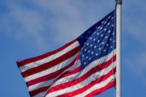 U.S. Flag -- Daingerfield Island Alexandria (VA) May 2017