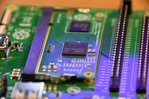 ARM Raspberry Pi Compute Module - ARM is a top UK technology company