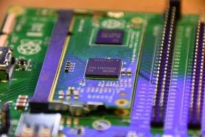 ARM Raspberry Pi Compute Module - ARM is a top UK technology company