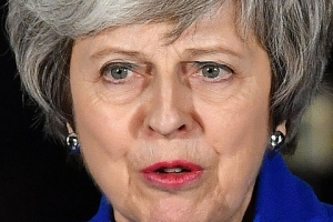 How will Theresa May's government deal with a no-deal Brexit
