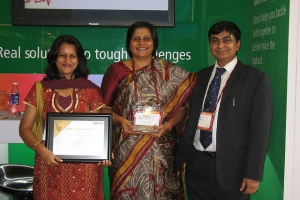 Steria wins major CSR award from NASSCOM