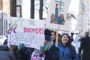 Defend DACA - March for the Future of Dreamers November 2019