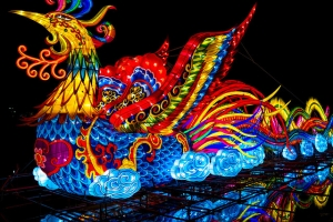 Chinese Lantern Festival 2019, Cary, NC