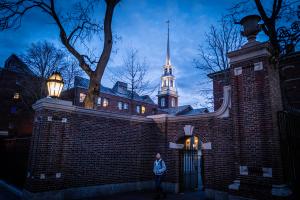 A Walk Around Harvard 28 February 2020