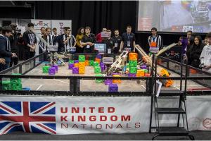 VEX Robotics UK National Championship 2020