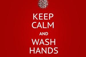 Coronavirus - wash hands