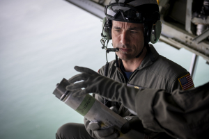 Acting Homeland Security Secretary Chad Wolf traveled to Tampa, FL and participated in a U.S. Coast Guard Search and Rescue Operational Flight 25 June 2020