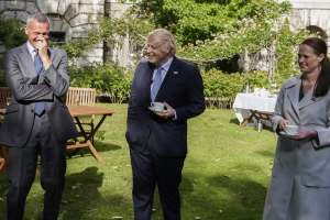Boris Johnson Celebrates the 72nd Anniversary of the NHS 5 July 2020