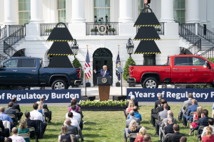President Donald Trump Rolling Back Regulations to Help All Americans Event 16 July 2020