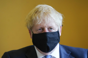 Boris Johnson visits Tollgate Medical Centre 24 June 2020