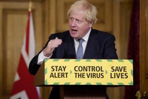 Boris Johnson Covid-19 Press Conference 31 July 2020
