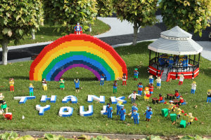 Lego Lockdown 5 August 2020
