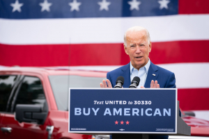 Joe Biden Made in America speech 9 September 2020
