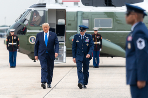 President Trump Travels to North Carolina 24 September 2020