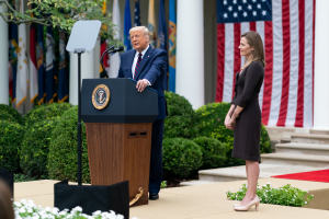 Trump Nominates Judge Amy Coney Barrett for the U.S. Supreme Court 26 September 2020