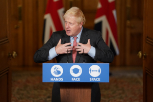 Boris Johnson Covid-19 Presser 30 September 2020